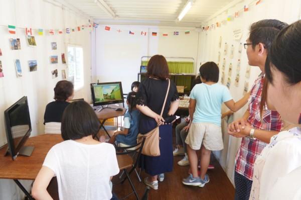 山田桃子23ヶ国の旅写真展
